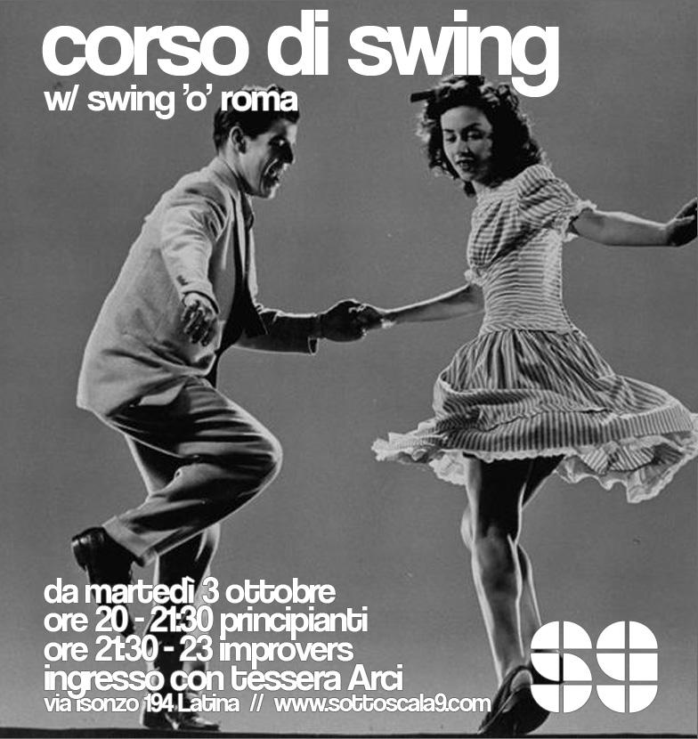 Corso Swing Sottoscala9