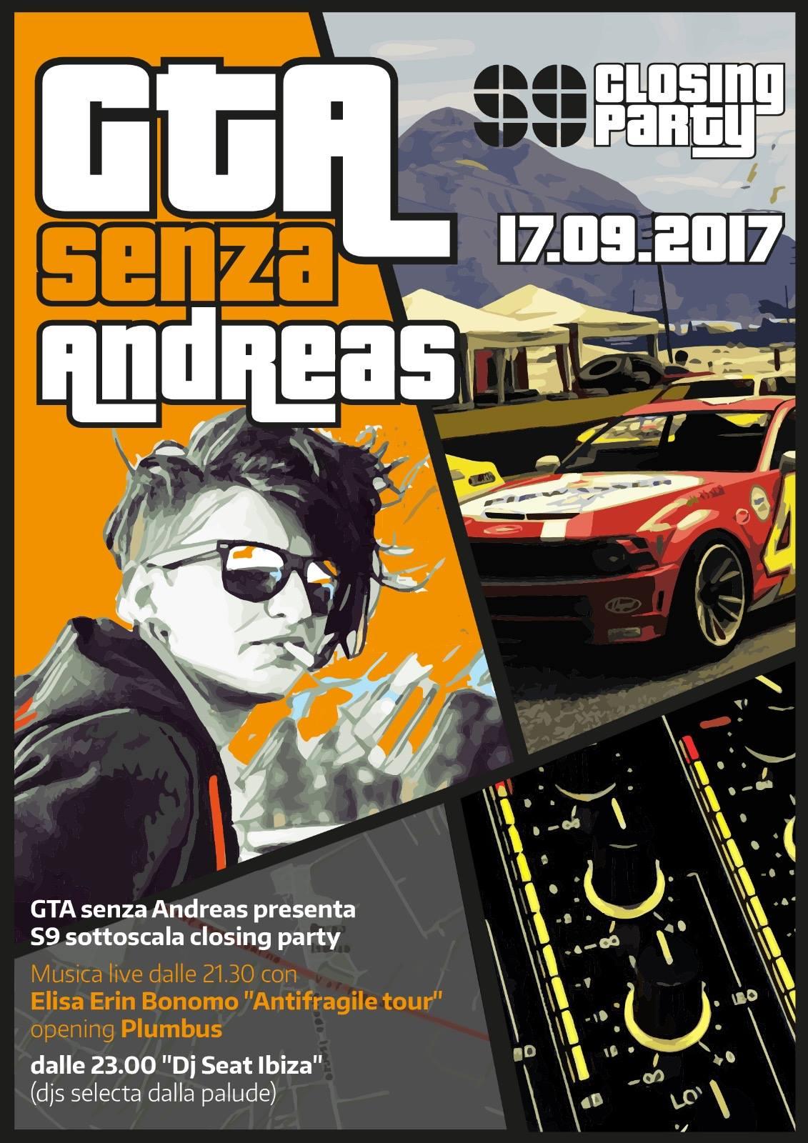 GtaSenzaAndreas Sottoscala9 Closing